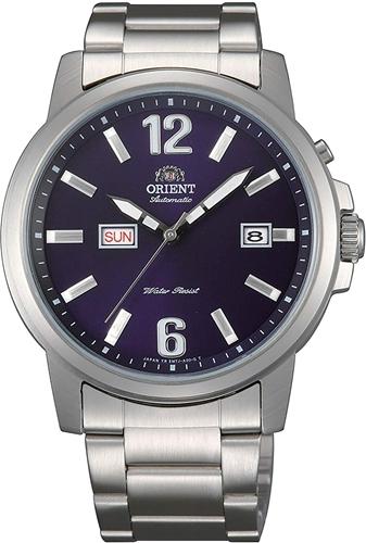 عکس نمای روبرو ساعت مچی برند اورینت مدل FEM7J007D9
