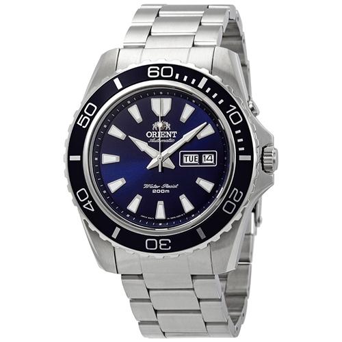 عکس نمای روبرو ساعت مچی برند اورینت مدل FEM75002DR