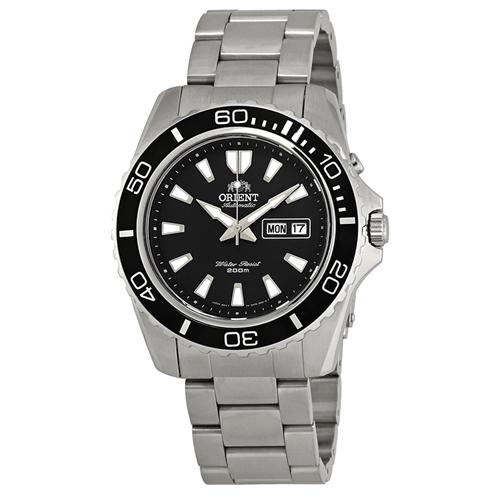 عکس نمای روبرو ساعت مچی برند اورینت مدل FEM75001BR