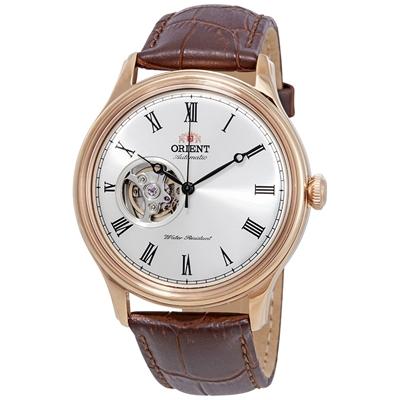 عکس نمای روبرو ساعت مچی برند اورینت مدل FAG00001S0