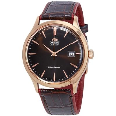 عکس نمای روبرو ساعت مچی برند اورینت مدل FAC08001T0