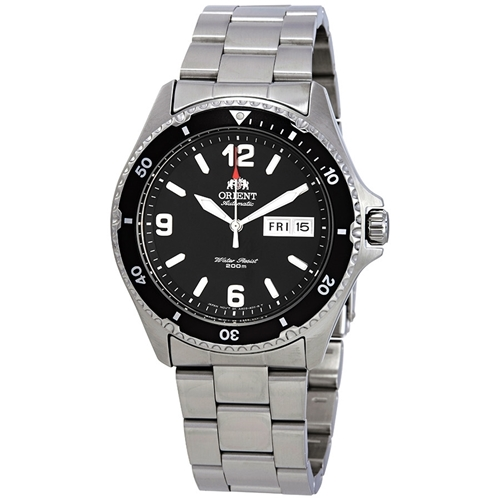 عکس نمای روبرو ساعت مچی برند اورینت مدل FAA02001B9