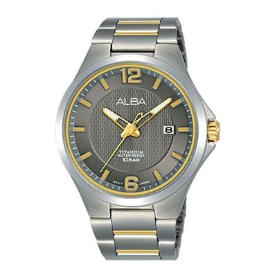 ساعت مچی برند آلبا مدل AS9G31X1