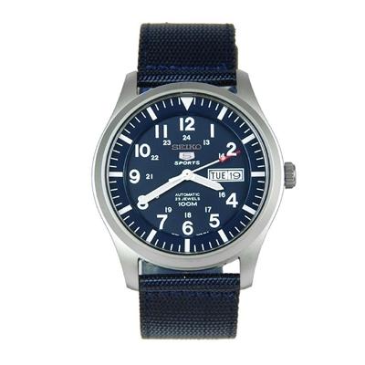 عکس نمای روبرو ساعت مچی برند سیکو مدل SNZG11K1