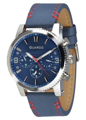 عکس نمای روبرو ساعت مچی برند گوآردو مدل 011401-2
