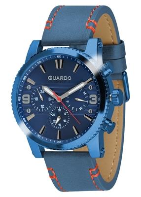 عکس نمای روبرو ساعت مچی برند گوآردو مدل 011401-6