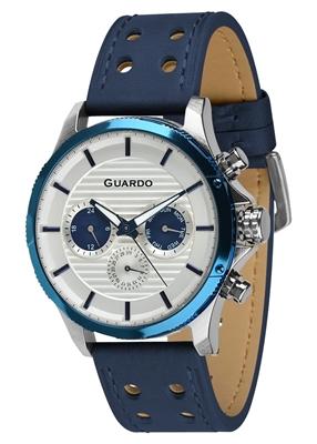عکس نمای روبرو ساعت مچی برند گوآردو مدل 011456-2