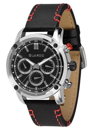 عکس نمای روبرو ساعت مچی برند گوآردو مدل 011645-1