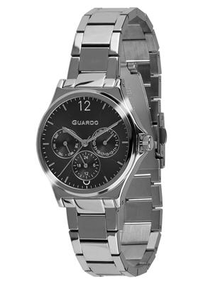 عکس نمای روبرو ساعت مچی برند گوآردو مدل 011755-1