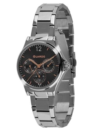 عکس نمای روبرو ساعت مچی برند گوآردو مدل 011755-2
