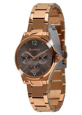 عکس نمای روبرو ساعت مچی برند گوآردو مدل 011755-5