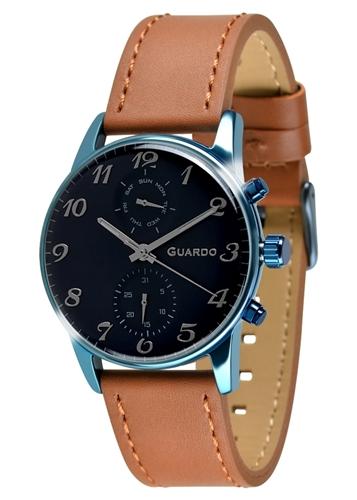 عکس نمای روبرو ساعت مچی برند گوآردو مدل 012009(3)-5