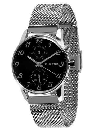 عکس نمای روبرو ساعت مچی برند گوآردو مدل 012009(4)-1