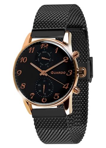 عکس نمای روبرو ساعت مچی برند گوآردو مدل 012009(4)-3