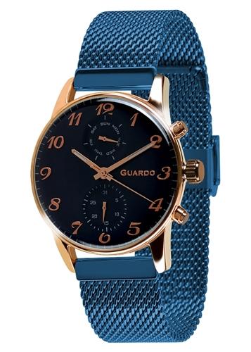 عکس نمای روبرو ساعت مچی برند گوآردو مدل 012009(4)-4