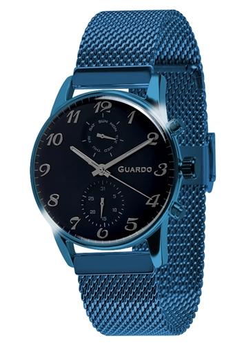 عکس نمای روبرو ساعت مچی برند گوآردو مدل 012009(4)-5