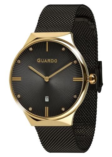 عکس نمای روبرو ساعت مچی برند گوآردو مدل 012473(1)-5