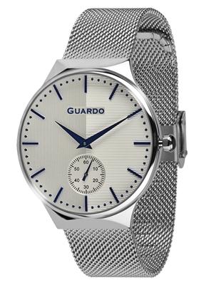 عکس نمای روبرو ساعت مچی برند گوآردو مدل 012473(2)-2