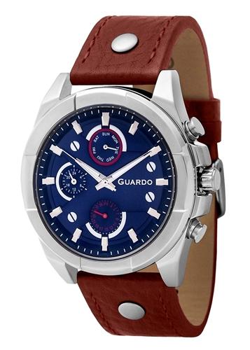 عکس نمای روبرو ساعت مچی برند گوآردو مدل 10281-6