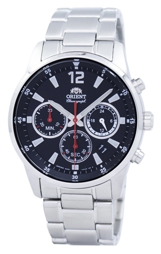 ساعت مچی برند اورینت مدل RA-KV0001B00C