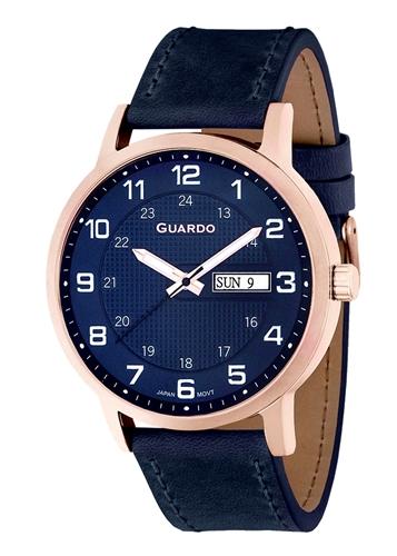 عکس نمای روبرو ساعت مچی برند گوآردو مدل 10656-5