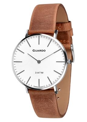 عکس نمای روبرو ساعت مچی برند گوآردو مدل 11014-2