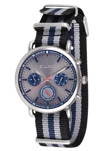 عکس نمای روبرو ساعت مچی برند گوآردو مدل 11146-1
