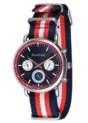 عکس نمای روبرو ساعت مچی برند گوآردو مدل 11146-2