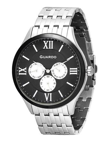 عکس نمای روبرو ساعت مچی برند گوآردو مدل 11165-1