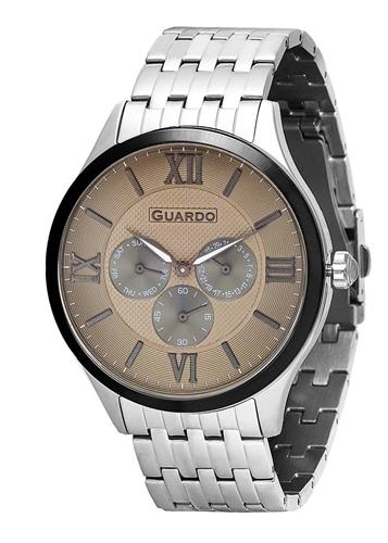 عکس نمای روبرو ساعت مچی برند گوآردو مدل 11165-2