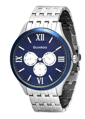 عکس نمای روبرو ساعت مچی برند گوآردو مدل 11165-3