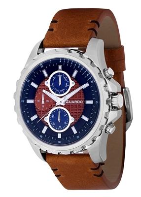عکس نمای روبرو ساعت مچی برند گوآردو مدل 11252-2
