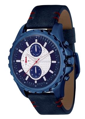 عکس نمای روبرو ساعت مچی برند گوآردو مدل 11252-6