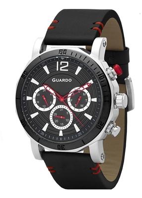 عکس نمای روبرو ساعت مچی برند گوآردو مدل 11253-1