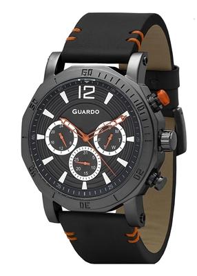 عکس نمای روبرو ساعت مچی برند گوآردو مدل 11253-5