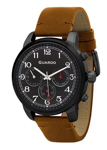 عکس نمای روبرو ساعت مچی برند گوآردو مدل 11254-5