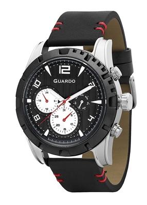 عکس نمای روبرو ساعت مچی برند گوآردو مدل 11259-2