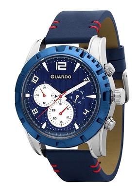 عکس نمای روبرو ساعت مچی برند گوآردو مدل 11259-3