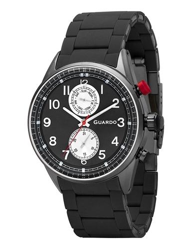عکس نمای روبرو ساعت مچی برند گوآردو مدل 11269-1