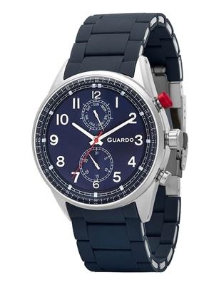 عکس نمای روبرو ساعت مچی برند گوآردو مدل 11269-2