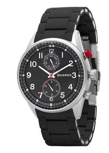 عکس نمای روبرو ساعت مچی برند گوآردو مدل 11269-6