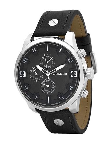 عکس نمای روبرو ساعت مچی برند گوآردو مدل 11270-1