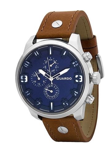 عکس نمای روبرو ساعت مچی برند گوآردو مدل 11270-2