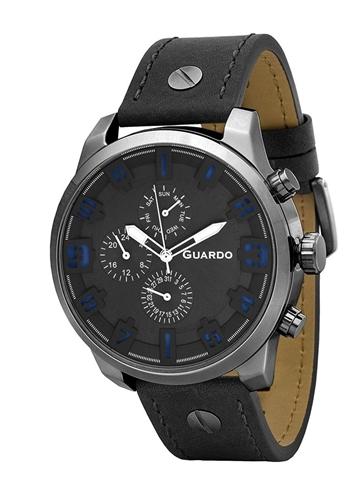 عکس نمای روبرو ساعت مچی برند گوآردو مدل 11270-5