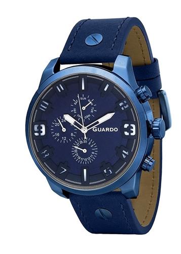 عکس نمای روبرو ساعت مچی برند گوآردو مدل 11270-6
