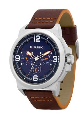 عکس نمای روبرو ساعت مچی برند گوآردو مدل 11367-1