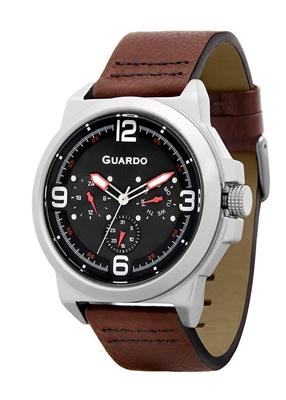 عکس نمای روبرو ساعت مچی برند گوآردو مدل 11367-2
