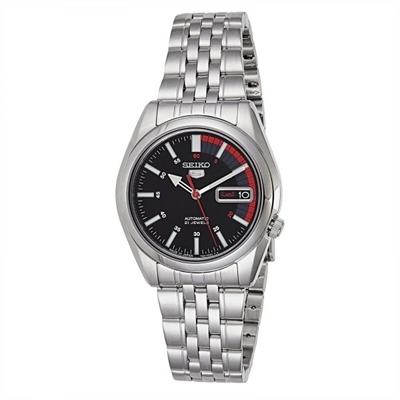 عکس نمای روبرو ساعت مچی برند سیکو مدل SNK375J1