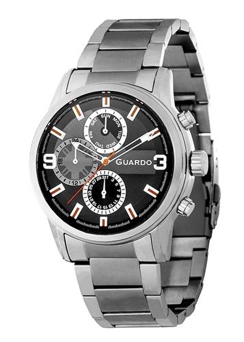 عکس نمای روبرو ساعت مچی برند گوآردو مدل 11410-1