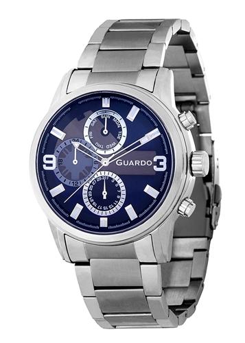 عکس نمای روبرو ساعت مچی برند گوآردو مدل 11410-2